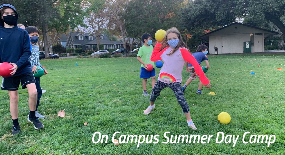 On Campus Summer Day Camp